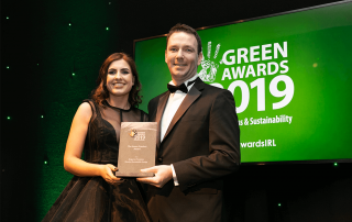 Woodco Energy at the 2019 Green Awards