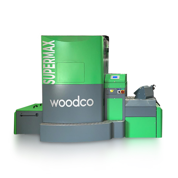 Woodco Supermax Multi Fuel Boiler