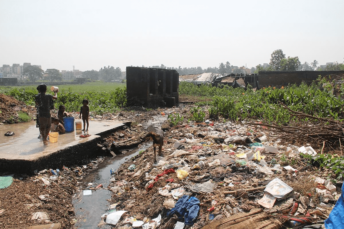 Sanitation Crisi in India