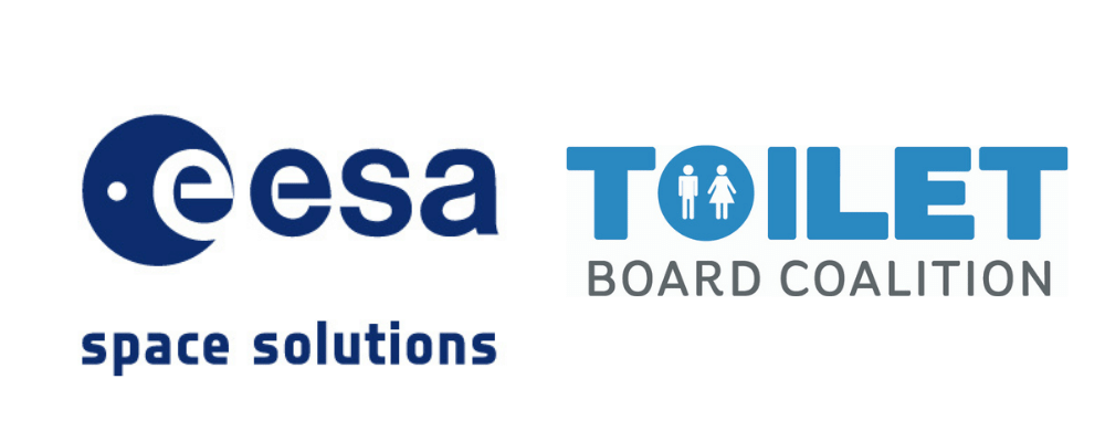 Space for Sanitation programme supported by ESA and the Toilet Board Coalition